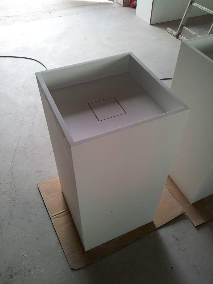 Pin By Innomacs Mineralwerkstoffe On Corian Und Hi Macs Waschtische