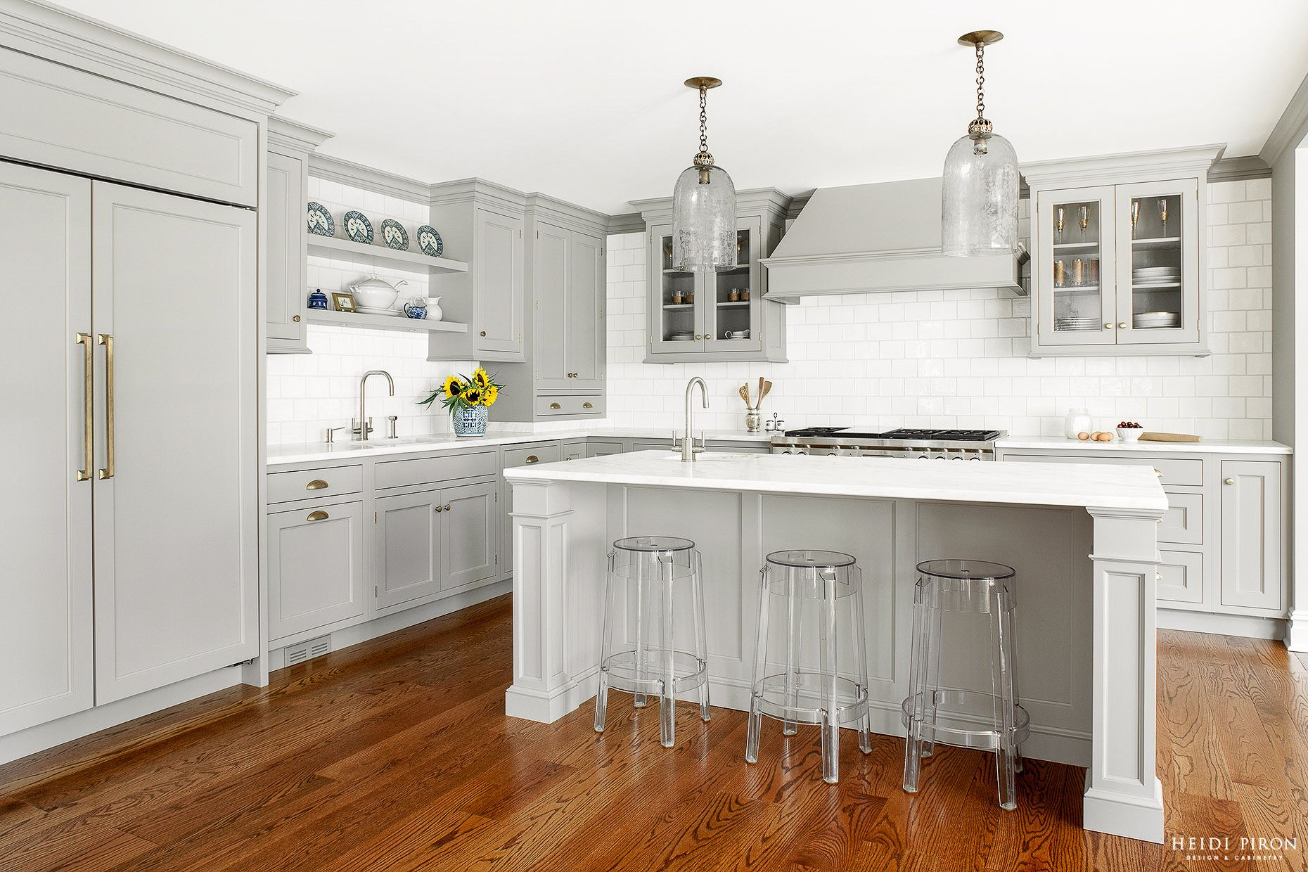 Heidi Piron Design And Cabinetry Traditional 1 Kitchen