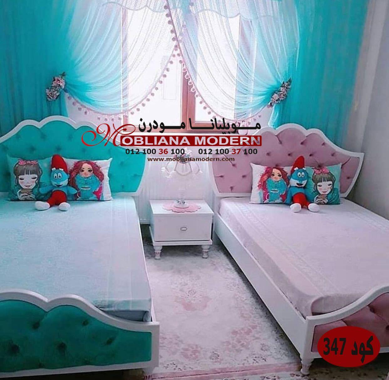 Bedrooms Ideas غرفة اطفال مشتركة Kids Bedroom Decor Girl Bedroom Designs Childrens Bedroom Decor