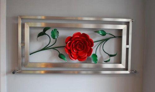 Heizkörper mit kreativen Designs sorgen für ein originelles Interieur