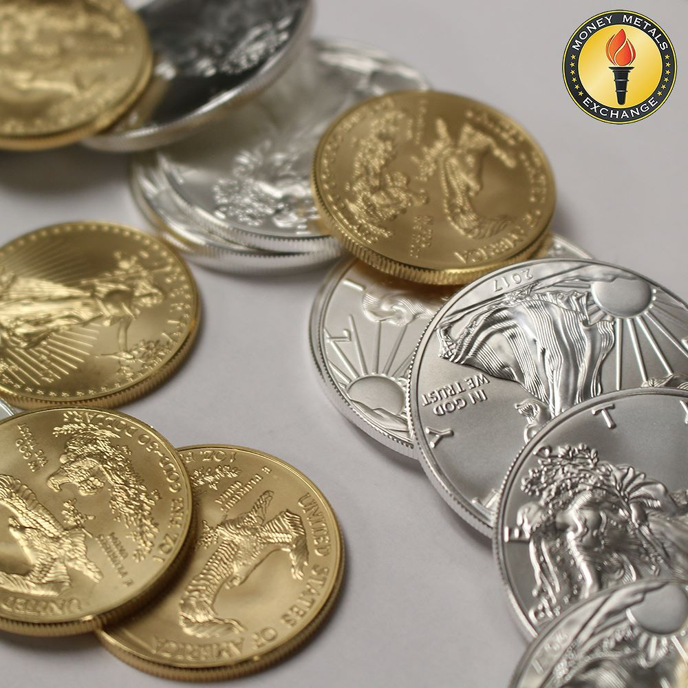 Silver Eagles For Sale American Silver Eagle Coins Money Metals Exchange Gold Coins For Sale Silver Eagle Coins Gold Bullion Bars