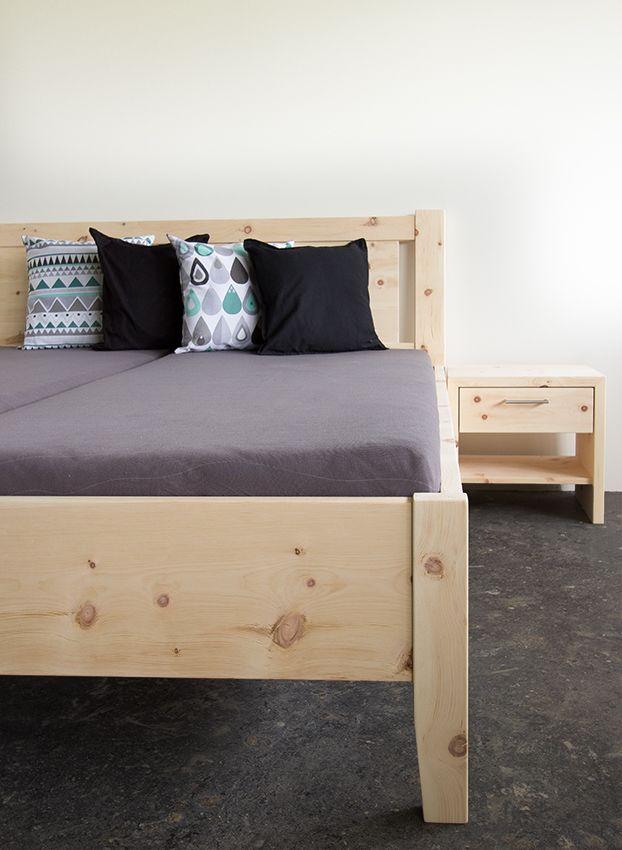 Zirbenbett massiv, Oberfläche natur zirbenholz bett Pinterest - zirbenholz schlafzimmer modern