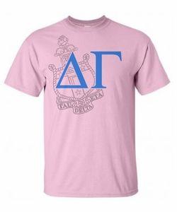 3d7f1228 Sorority Greek Crest Tee #sorority #t-shirt #clothing #greekgear ...