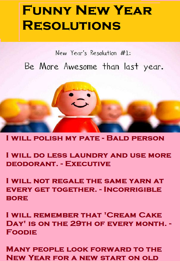 Funny New Year Resolutions Husband Wife Jokes Fun Jokes Funny Lol Humor Humour Newyearjokes New Year Jokes New Years Resolution Funny Funny New Year