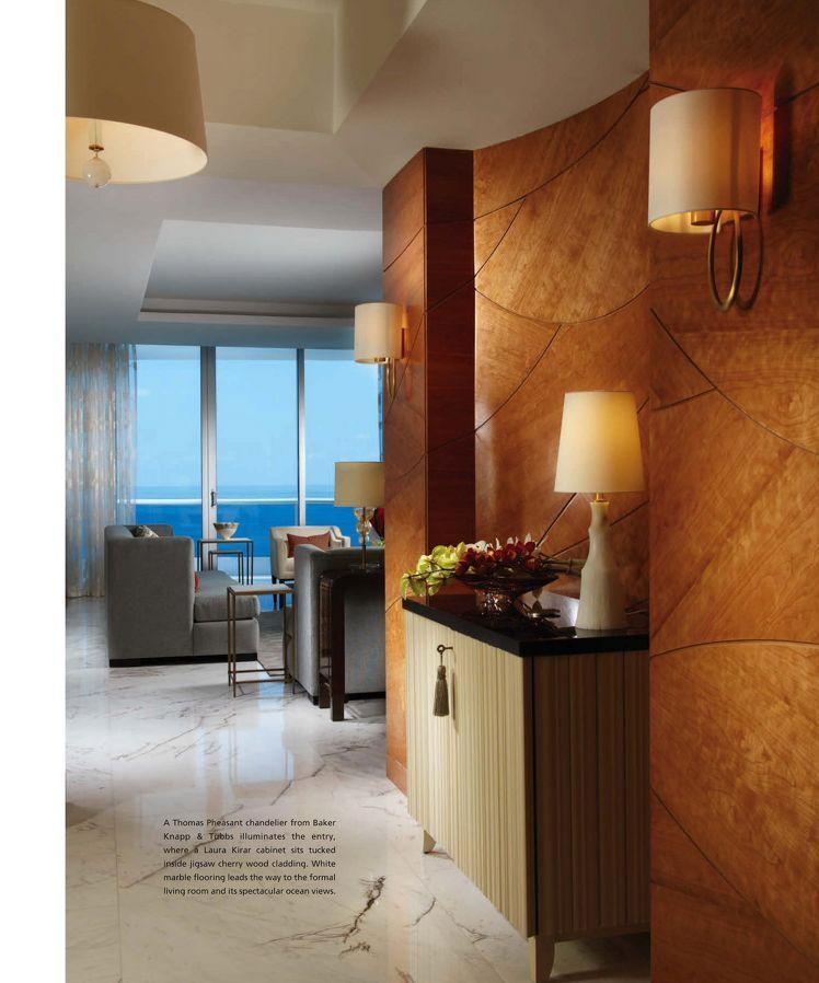 Miami Home & Decor - Apartment Entrance