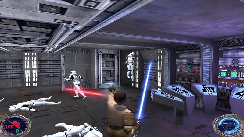 Star Wars Jedi Knight Ii Jedi Outcast Is Out Today On Switch And