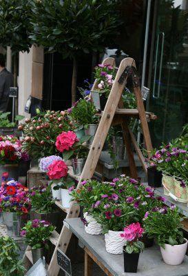 FLOWER SHOP STORIES: London Flowers