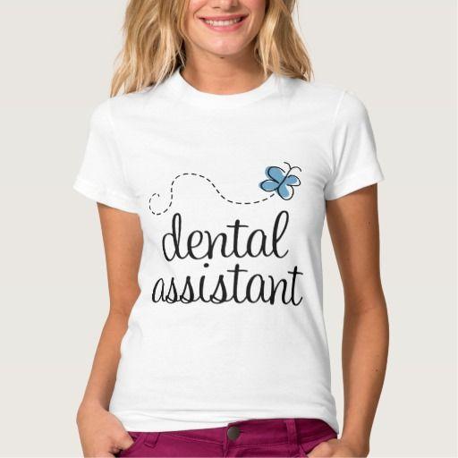 Cute Dental Assistant T Shirt, Hoodie Sweatshirt