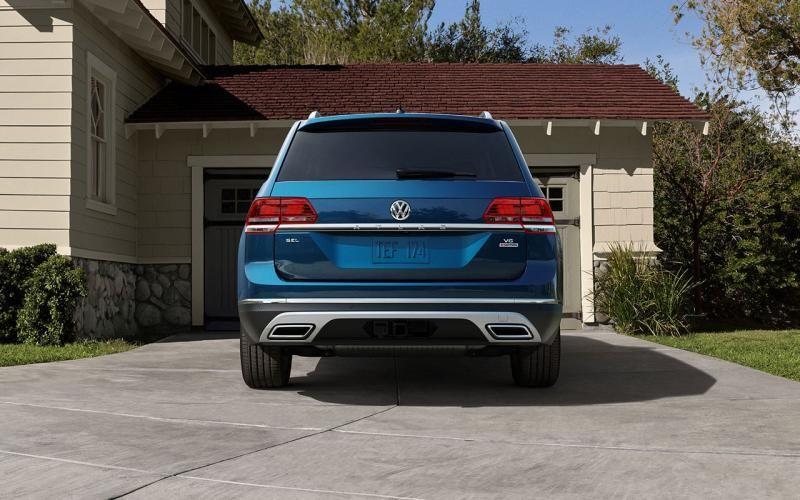 volkswagen atlas  rear view httpwwwsuvdrivecomcomparisonvolkswagen atlas