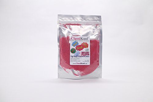 Classikool Instant Floss 250g PINK: Strawberry Flavour Ca... https://www.amazon.co.uk/dp/B00B4UW0GW/ref=cm_sw_r_pi_dp_IqEoxb4314FGT
