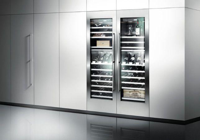 Gaggenau Wine Cabinet With Images Kitchen Appliances Luxury Wine Storage Cabinets Kitchen Inspirations