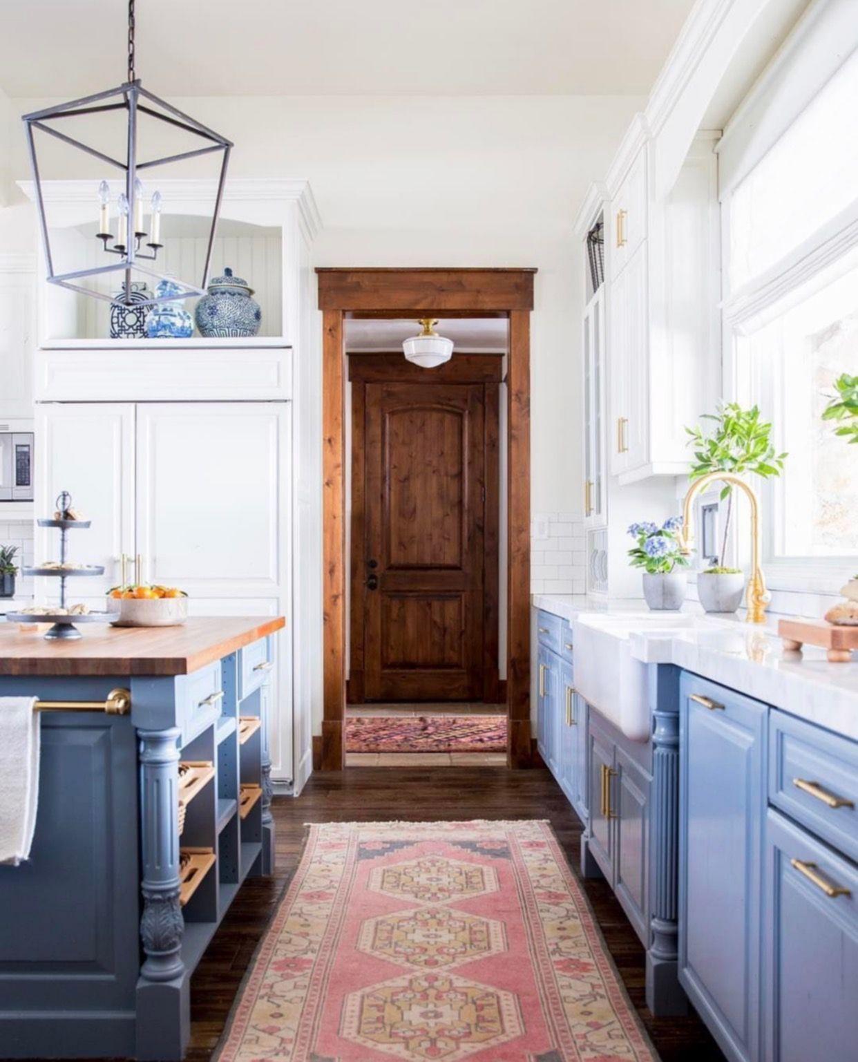 Robins Egg Blue Kitchen Ideas 032 Robins Egg Blue Kitchen Home Kitchens Home