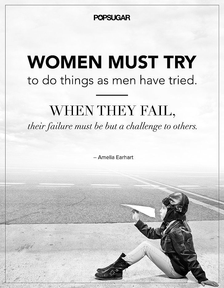 Amelia Earhart Quotes | Inspiring Quotes From Iconic Women Quoted Woman Quotes