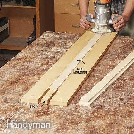 Installing Window Trim The Easy Way Mdf Trim Molding Mdf Trim Window Trim Moldings And Trim