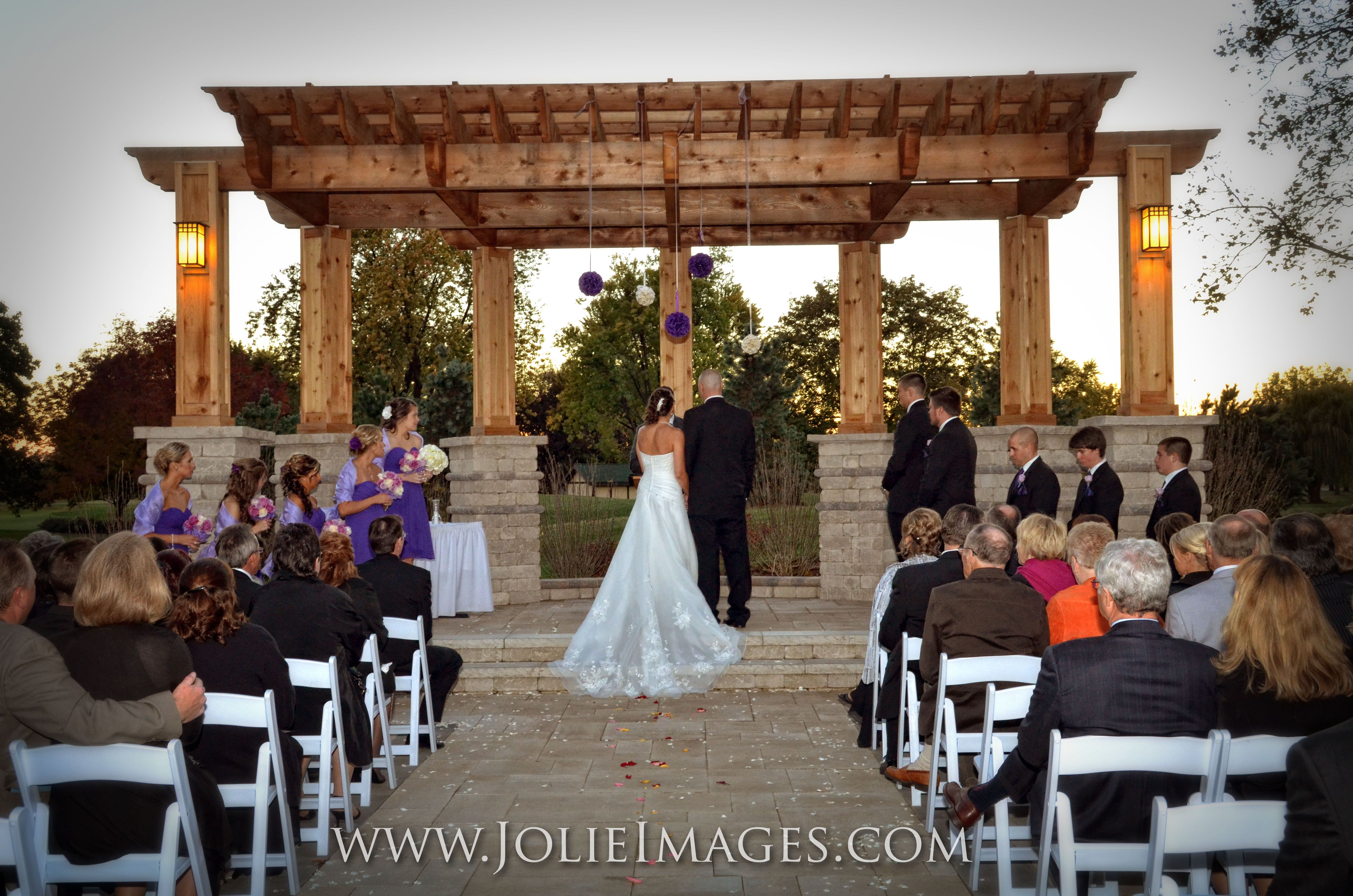 Pin By Chevy Chase Country Club On Ceremonies Chevy Chase Country Club Open Air Wedding Ceremony Open Air Wedding