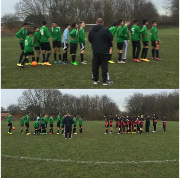 Well done to the Year 9 Football team in their 4-0 victory over Stuart Bathurst. Goals from Mo, Yusef and 2 from Hassan.