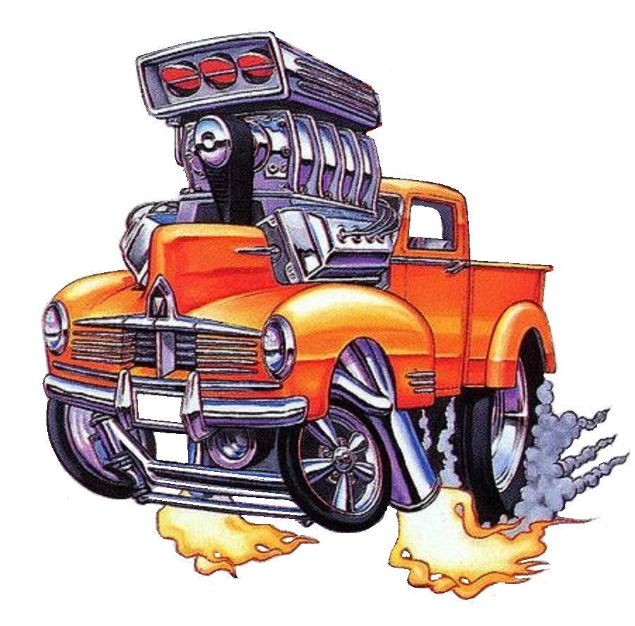 Hudson Pickup With Images Truck Art Automotive Artwork Art Cars