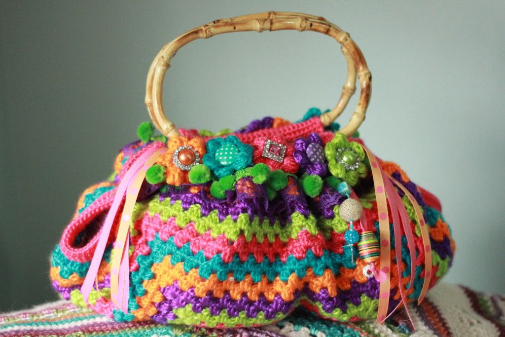 Fat Bottom Bag 2 Crochet Bags Purses Pinterest Fat Bag And
