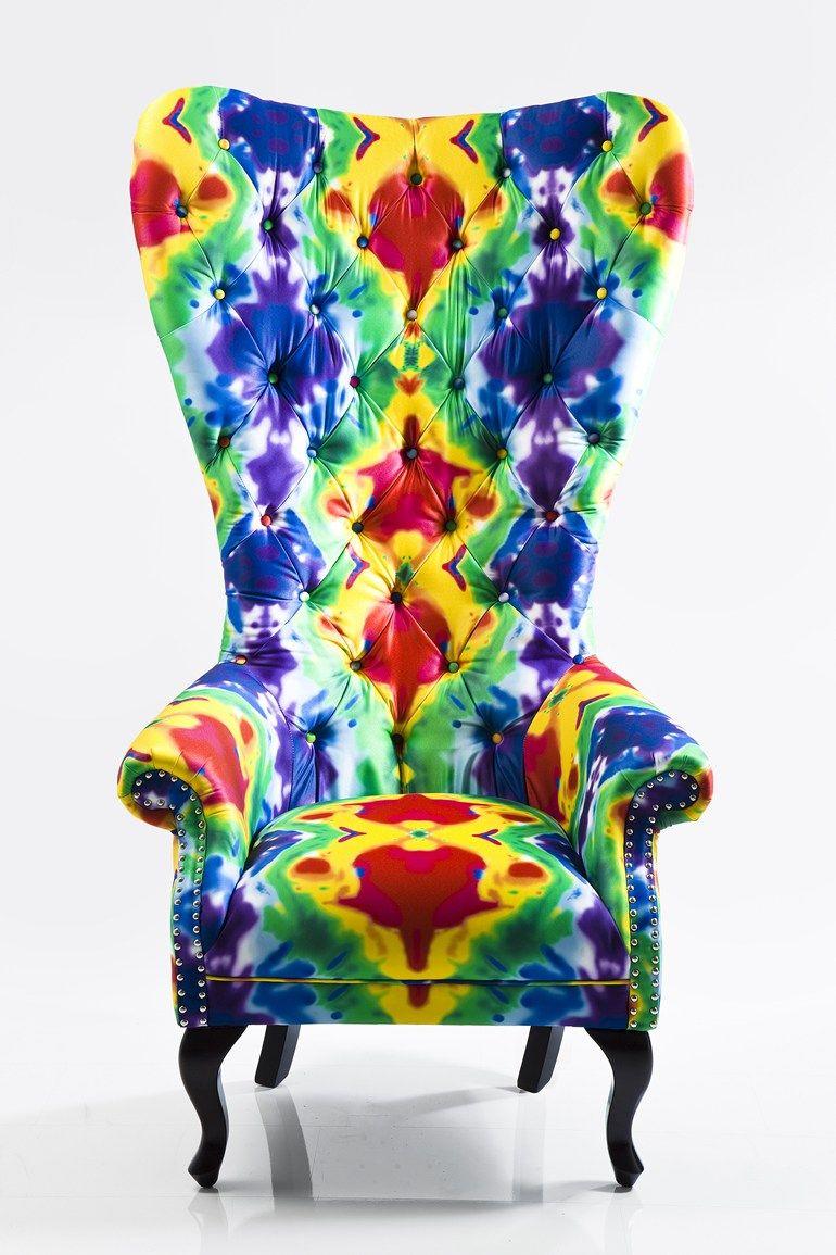 Кресло SHAKEDELIC | Кресло by KARE-DESIGN