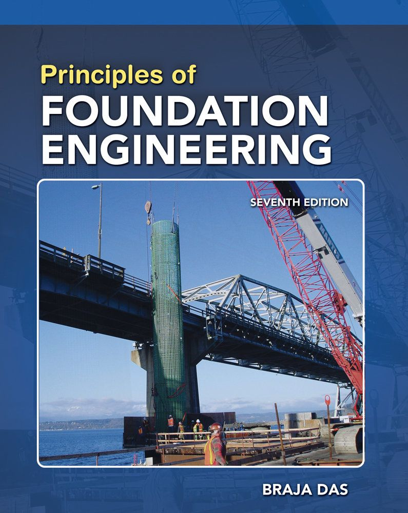 Solution Manual For Principles Of Foundation Engineering Si Edition 7th Edition By Braja M  Das
