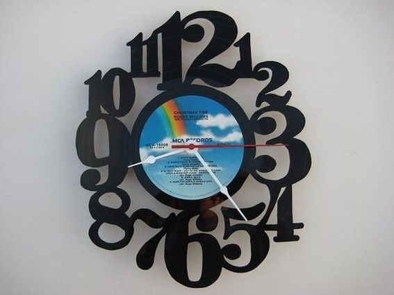 10 DIY Vinyl Record Upcycle Projects