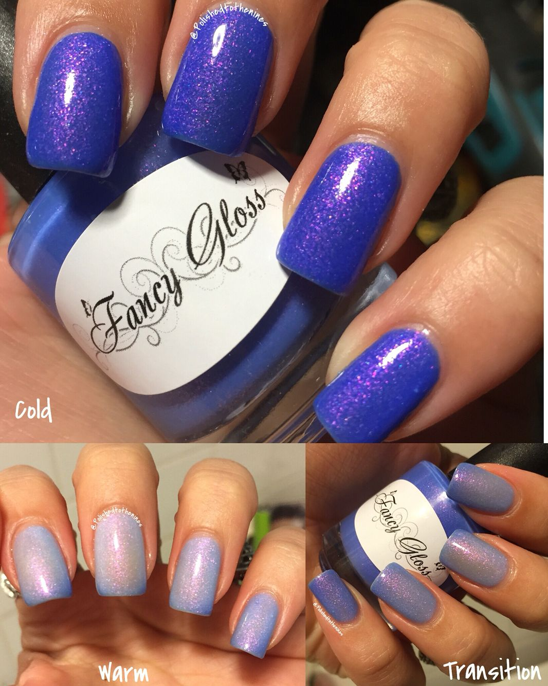 Fancy Gloss - Purity - Thermal Polish. | Jamberry and Other Nail ...