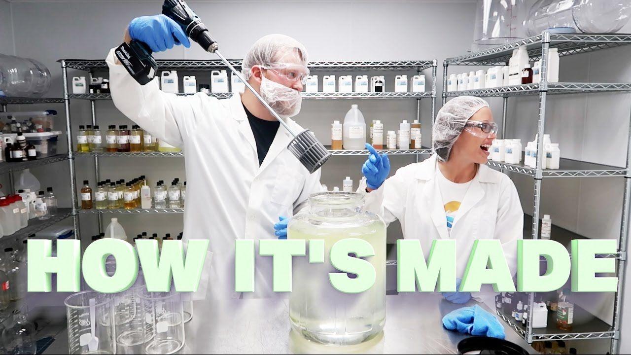 How Vape Juice Is Made (Eliquid)