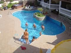 Pool From Above Other Clothing Optional Destinations Pinterest
