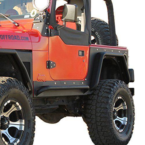 Jeep Wrangler Tj Exterior Mods Jeep Wrangler Tj Accessories Jeep Tj Wrangler Tj