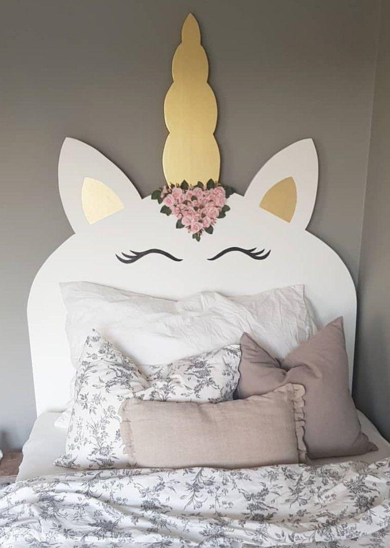 """Résultat de recherche d'images pour """"diy unicorn bed"""""""