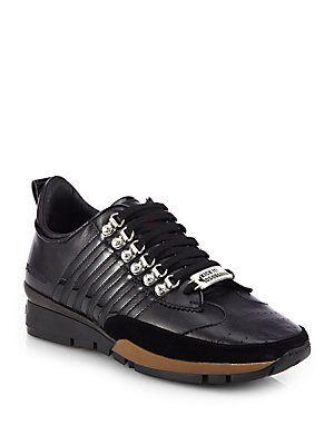 Vitello Runner sneakers - Black Dsquared2 ekgZ7x