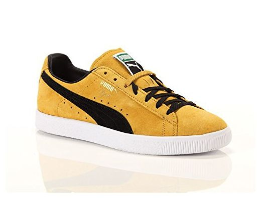 Puma Clyde Herren Sneaker Grau: : Schuhe & Handtaschen