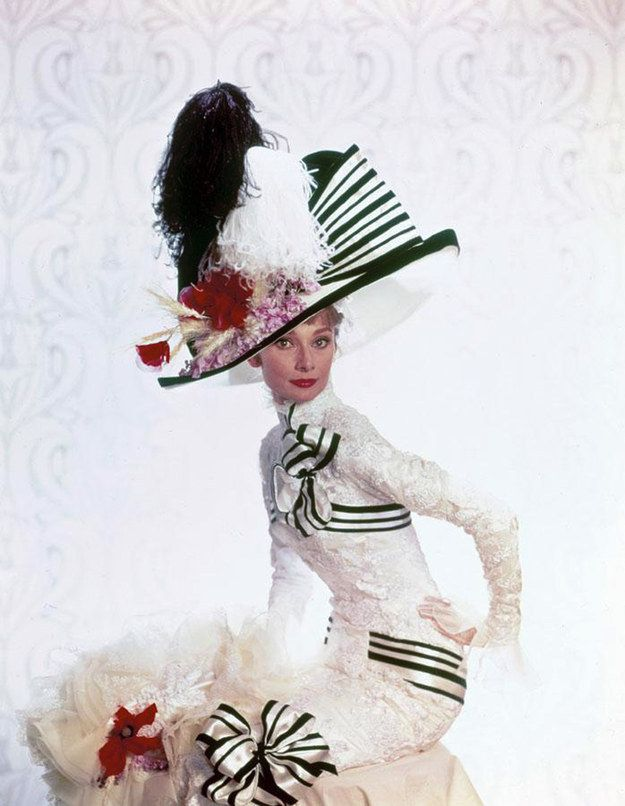 I got Eliza Doolittle! Which Audrey Hepburn Character Are You Really?