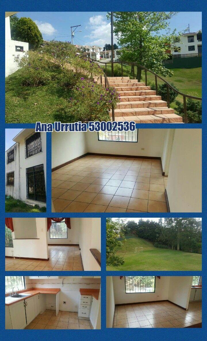 Alquilo Casa Km 16.5 Carretera a El Salvador dormitorios 2
