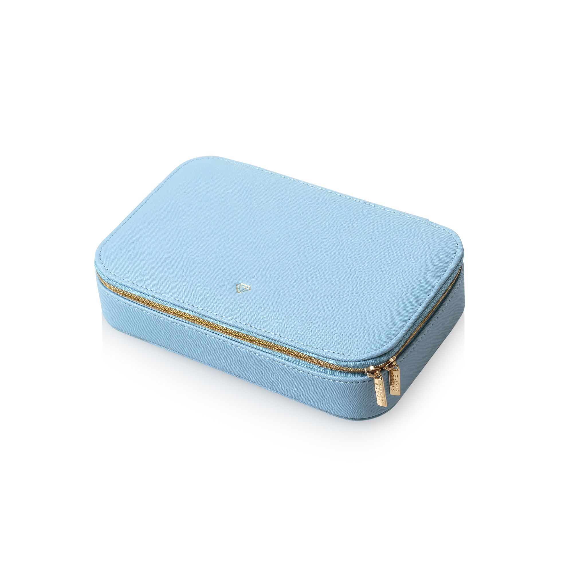 Amelia Large Travel Jewellery Box Travel jewelry box Travel