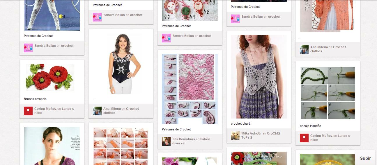Famoso Pinterest Patrón De Crochet Viñeta - Manta de Tejer Patrón de ...
