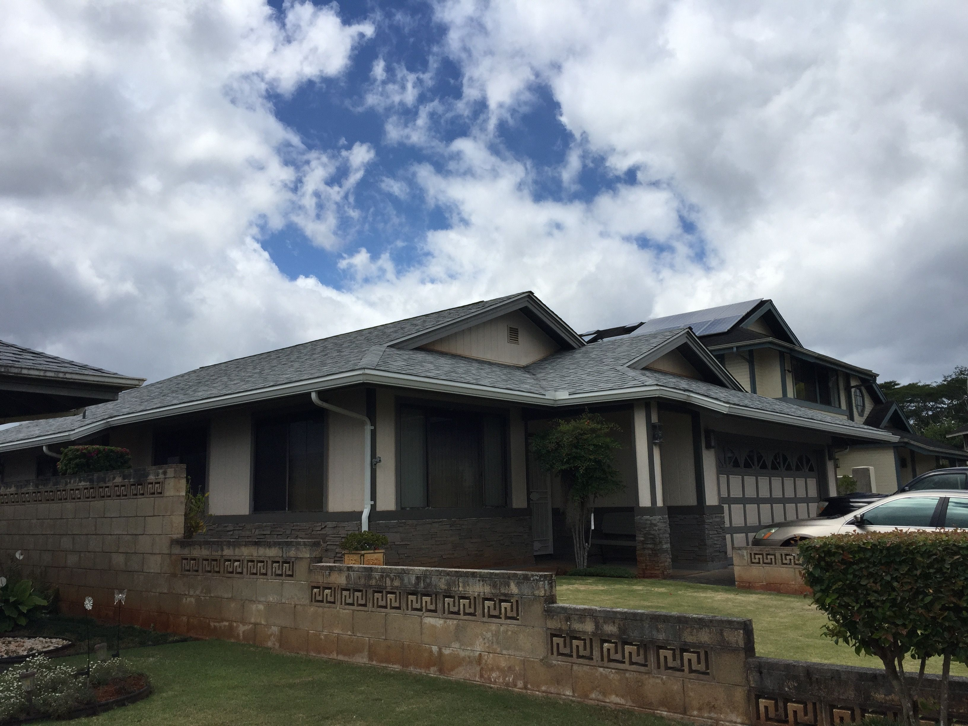 Best Malarkey Color Silverwood In Mililani Mauka Asphalt Roof Shingles Residential Roofing Roof 640 x 480
