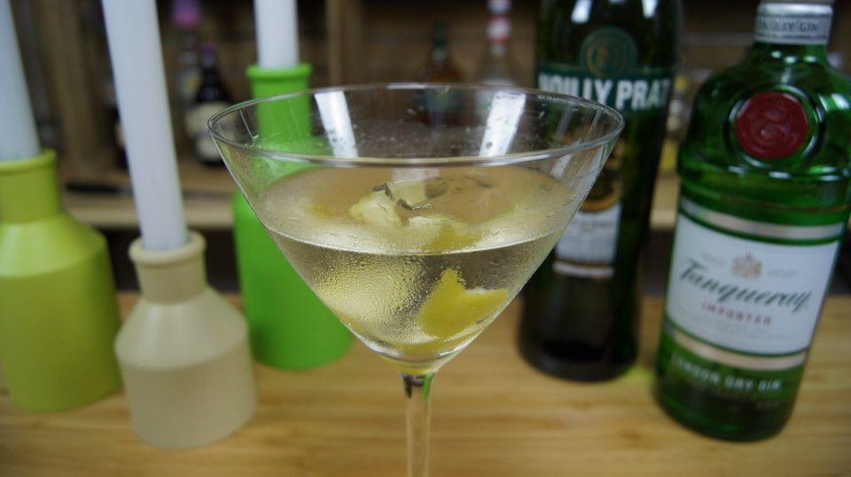 Klassischer Martini