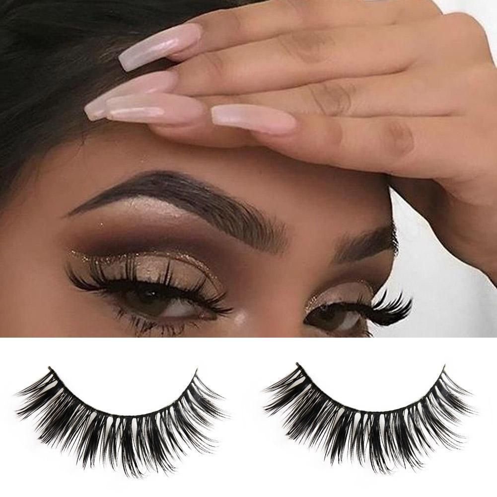 7ef402fb09e $1.05 - Hair Flutter Wispy False Eyelashes Like Huda Red Cherry Lilly Lashes  Us #ebay #Fashion