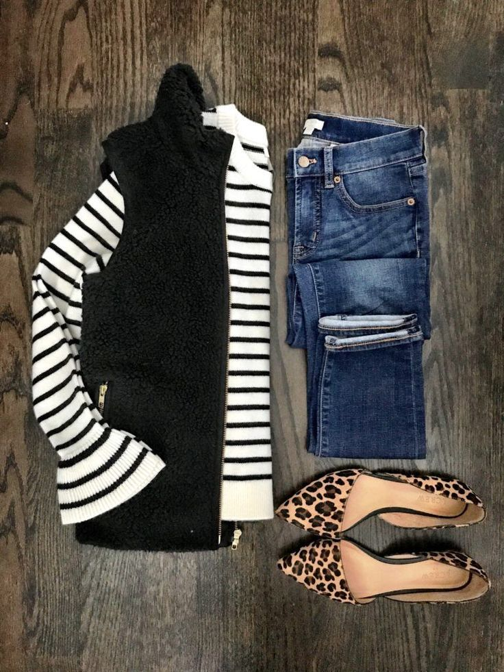 Cozy for the Holidays with J.Crew Factory #leopardshoesoutfit
