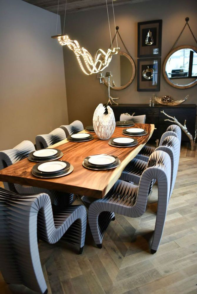 Dining Room Design Trends from Houzz Part II | Dining room design ...