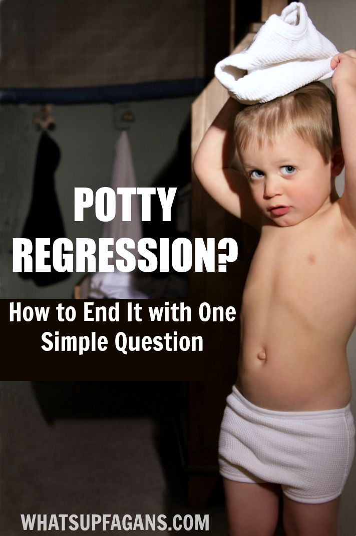 The 25 Best Potty Training Regression Ideas On Pinterest