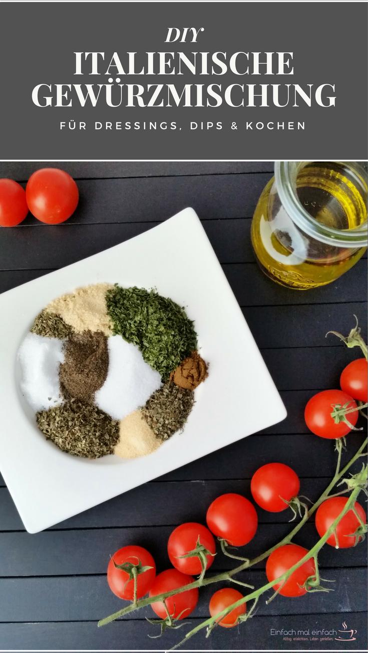 italienische gew rzmischung rezept rezepte gew rzmischungen pinterest gew rze salat. Black Bedroom Furniture Sets. Home Design Ideas