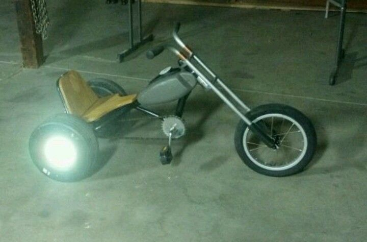 Trike for the lil ones!!!