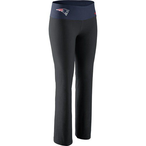 Patriots Ladies Nike DriFit Victory Pant-Black  7d1737836