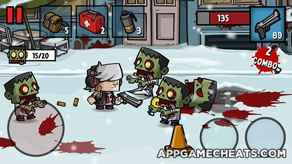 Pin by AppGameCheats com on Action | Zombie age 3, Cheating