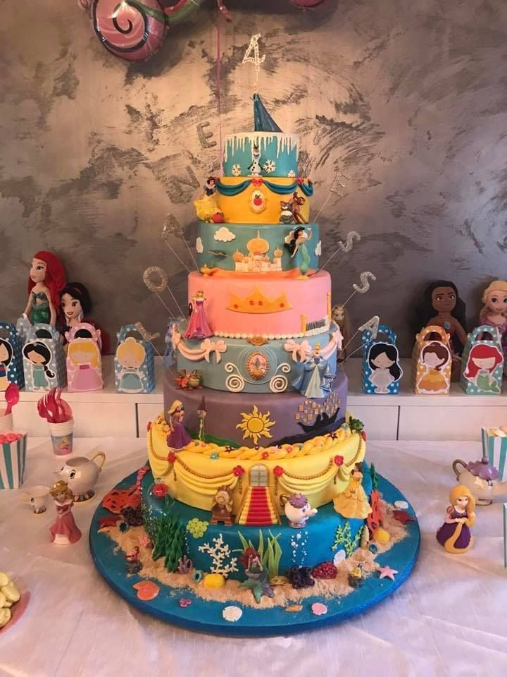 Disney Cake...these are the BEST Cake Ideas! | Disney in ...