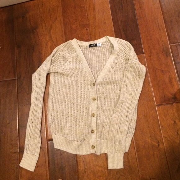 Urban outfitters cardigan Tan cardigan. Urban Outfitters Sweaters Cardigans