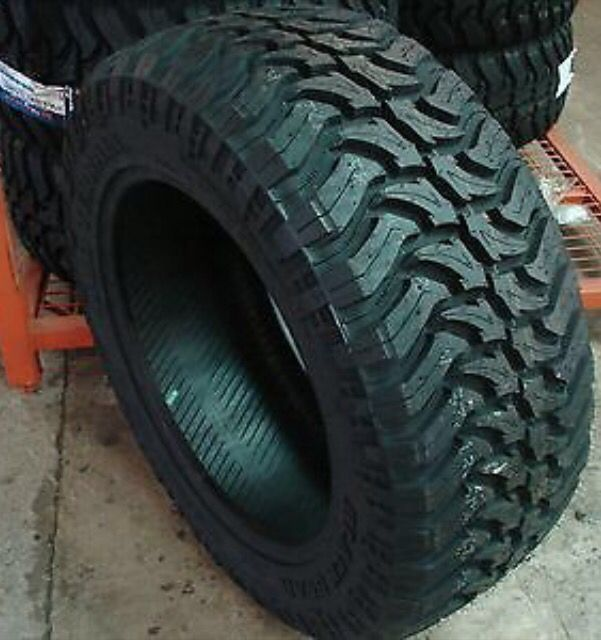 What are some tire products that can handle muddy terrain?