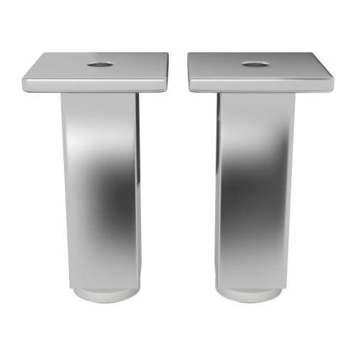 BESTÅ Leg IKEA Adjustable feet for stability on uneven floors. BESTÅ legs  make it easier
